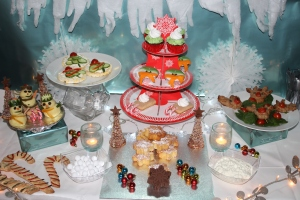Mook & Lulu's Winter Wonderland Party
