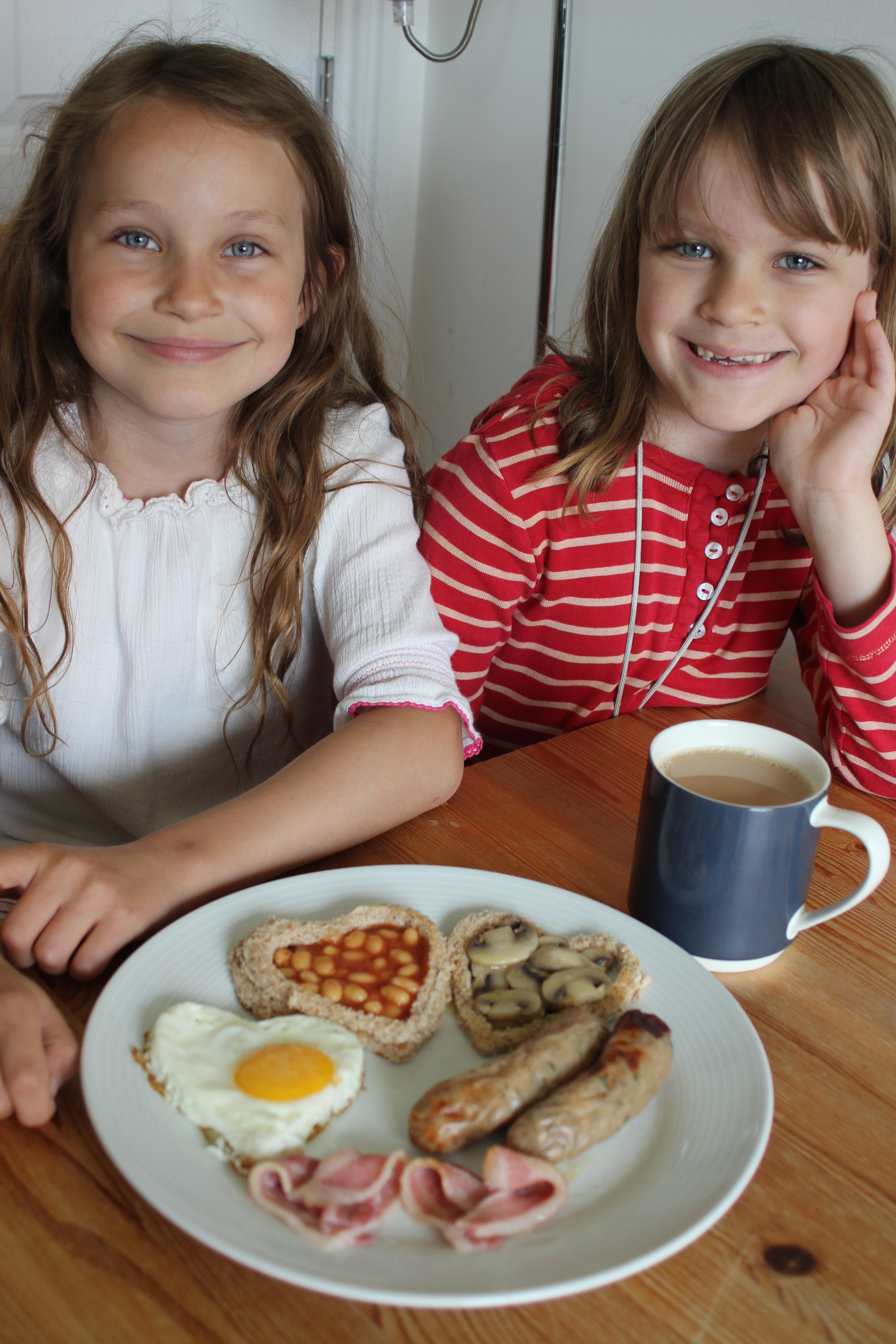 Cooked Breakfast For Dad Mook Lulu S Blog