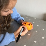 maya-drawing-pumpkin